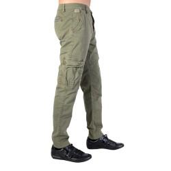 Pantalon Japan rags Phtom00000000000 Tom Khaki 9003