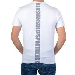 T-shirt Redskins Kik Worner White