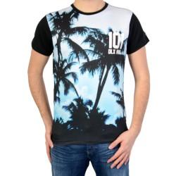 T-shirt Deeluxe S16-178 Luck Blue