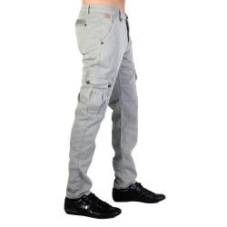 Pantalon Japan Rags Tom Steeple Grey