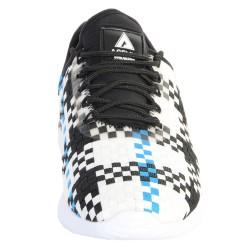Basket Asflt Speed Socks White / Black /Blue