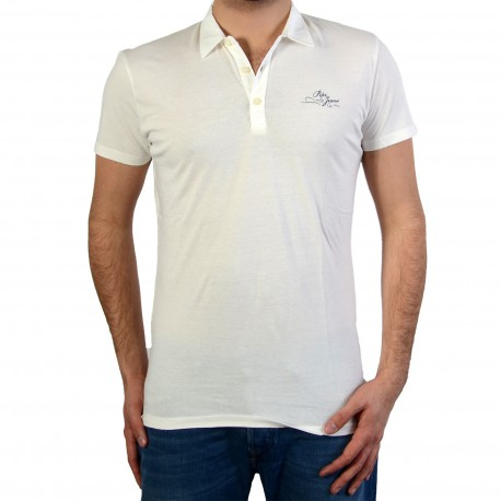 Polo Pepe Jeans Wayne Pm540692 803 White
