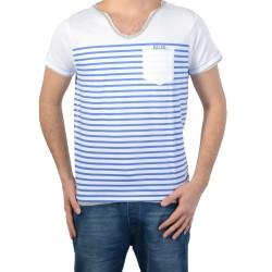 T shirt Deeluxe S161152 Master Black