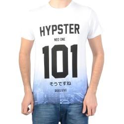 T Shirt Deeluxe S161106 Russel White