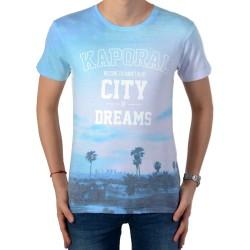 T-Shirt Kaporal Duv Optical White
