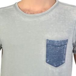 T-Shirt Petrol Industries M-SS16-TSR636 916 Iron