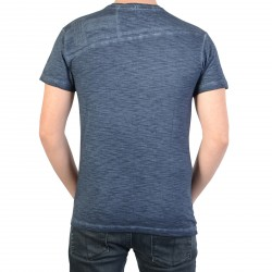T-Shirt Geographical Norway Jebel SS Men 100 Navy