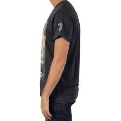 Tee Shirt Deeluxe Native W16157 Drak Grey
