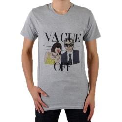 T-Shirt Eleven Vogoff Gris Chiné