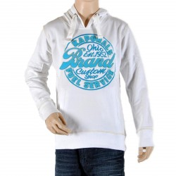 Sweat Enfant Kaporal 5 Berta Blanc