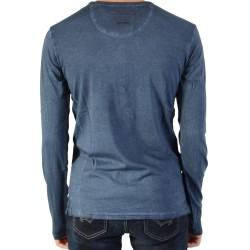 Tee Shirt Deeluxe Change W16111K Ink Blue