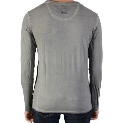 Tee Shirt Deeluxe Change W16111K Iron Grey