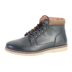 Chaussure redskins Babylone Noir et Taupe