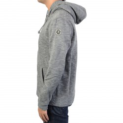 Sweat-Shirt Le Temps des Cerises Jet Grey Melange