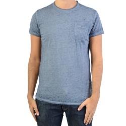 Tee Shirt Deeluxe Blind Blue