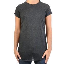Tee Shirt Deeluxe Justin TS Iron Grey Mel