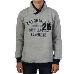 Sweat Kaporal Golba Grey Melanged