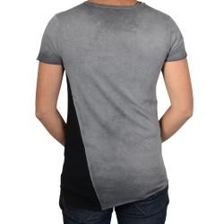 Tee Shirt Fifty Four Osier T379 Gris G080