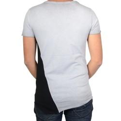 Tee Shirt Fifty Four Osier T379 Gris G040
