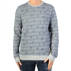 Sweat Kaporal Dower Light Grey Mel