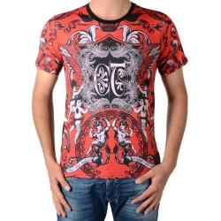 Tee Shirt Celebry Tees Gothic Noir / Rouge