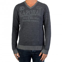 Pull Kaporal Twink Carbone