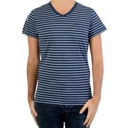 Tee Shirt Deeluxe Naval S17103 Navy