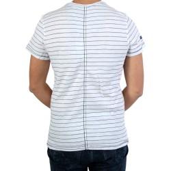 Tee Shirt Deeluxe Burke S17114 White