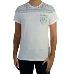 Tee Shirt Deeluxe Enders S17121 Off White