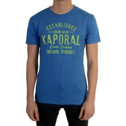 Tee Shirt Kaporal Enfant Mosho Cobalt