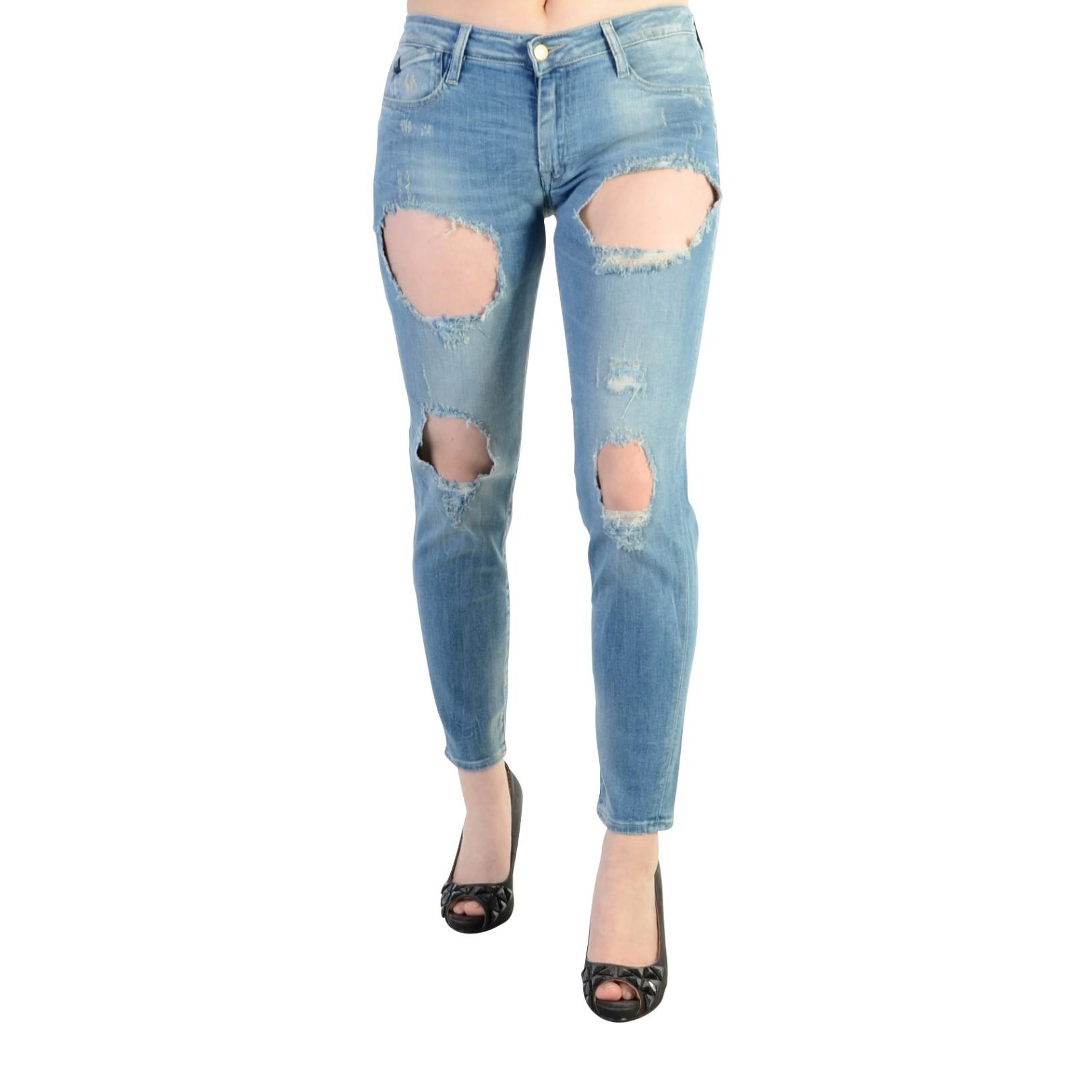 Jeans Le Temps Des Cerises Power Blue