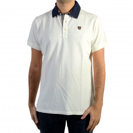 Polo Pepe jeans Musk Off White