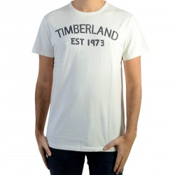 Tee Shirt Timberland Tape Tee Picket Fence