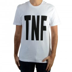 Tee Shirt The North Face Tee White Meduim