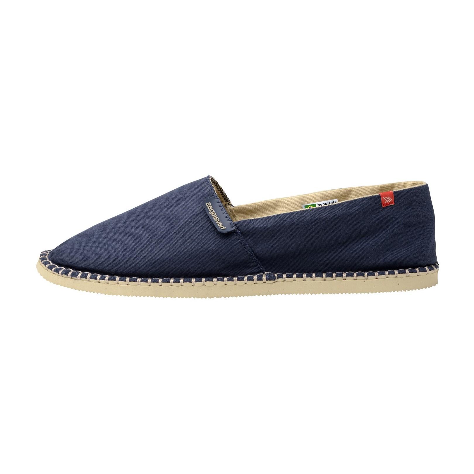 Chaussure espadrilles Havaianas Origine 3 Navy/Sand