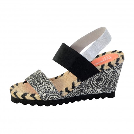 Sandale Desigual 74SSDC5 Ibiza Save The Queen
