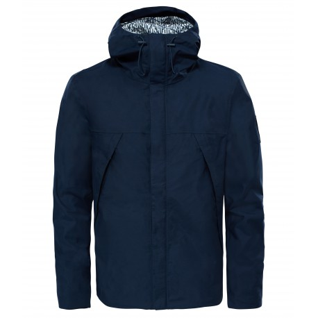 5e2144bf8b Veste A Capuche The North Face M 1990 Mountain JKT Urban Navy ...