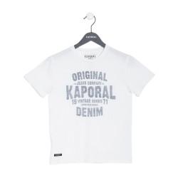Tee-Shirt Kaporal Enfant Missa Off White