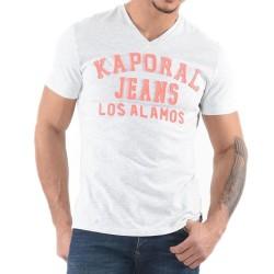 Tee Shirt Kaporal Citru Light Grey Melanged