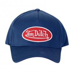 Casquette Von Dutch Aaron 1 Navy/Red