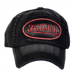 Casquette Von Dutch Tim Denim Blue