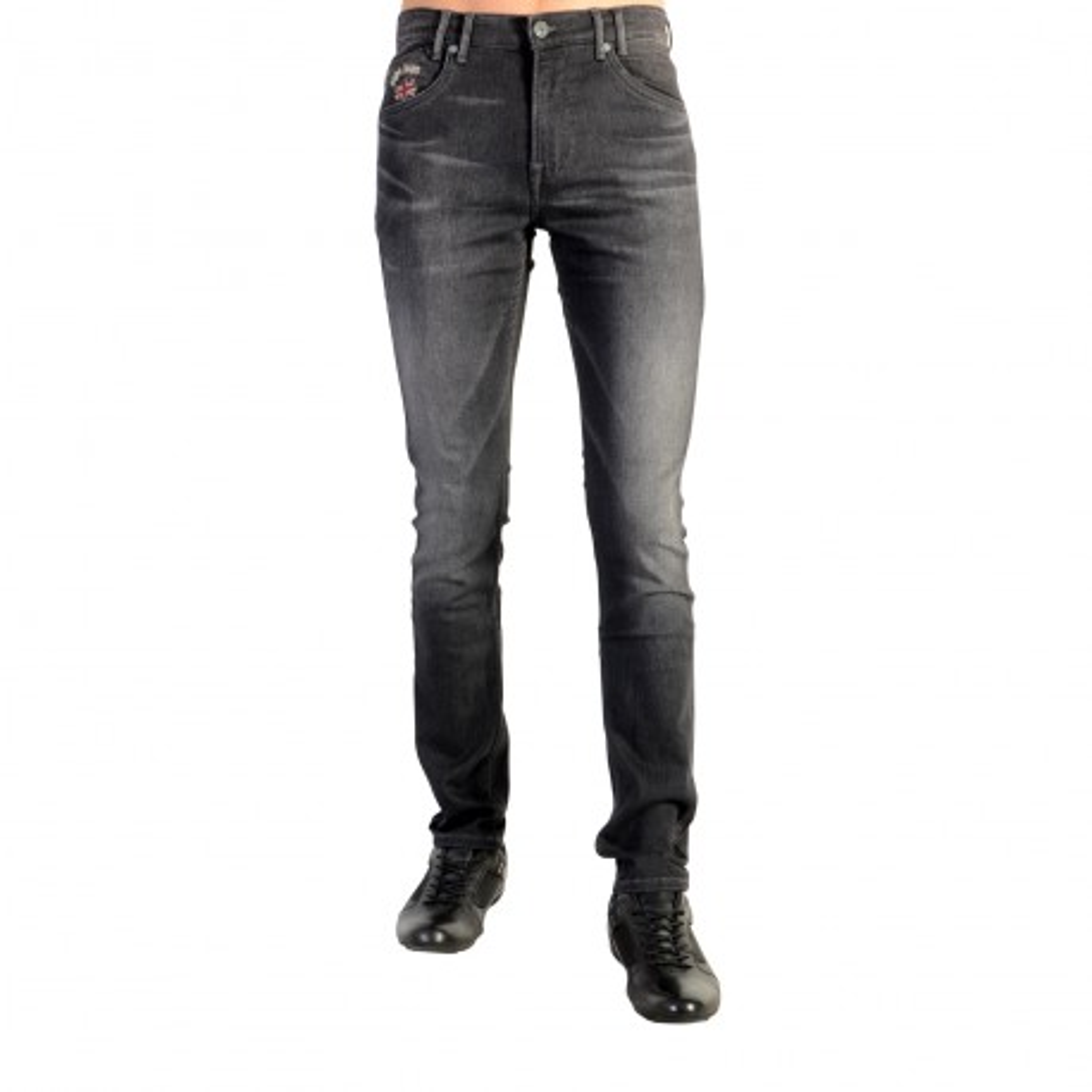Jeans Pepe Jeans Enfant Sneaker PB200291V96 Denim