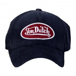 Casquette Von Dutch Peter Navy Bordeaux