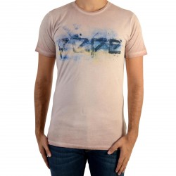 Tee Shirt Pepe Jeans Melvin Pink