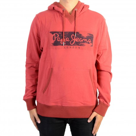 Sweat Pepe Jeans Woodward PM581124 Garnet 284