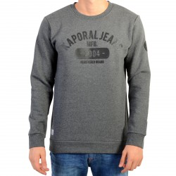 Sweat Kaporal Enfant Neks Dark Grey Melanged