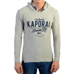 Sweat Kaporal Enfant Nizy Grey Melanged