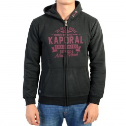 Sweat Kaporal Enfant Nubam Black
