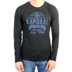 Tee Shirt Kaporal Enfant Nodog Black