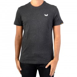 Tee Shirt Kaporal Jikoo Dark Grey Melanged